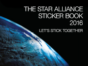 The Star Alliance Sticker Book